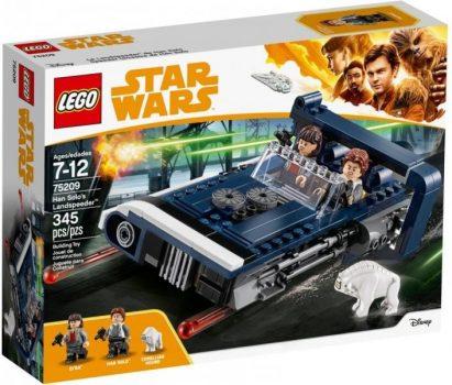 LEGO Star Wars - Han Solo terepsiklója 75209
