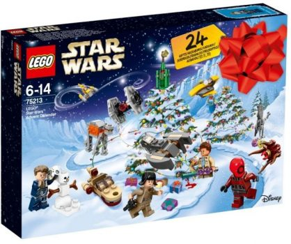 LEGO Star Wars - Adventi naptár 75213