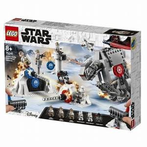 LEGO Star Wars - Action Battle Echo bázis védelem (75241)