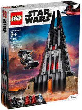 LEGO Star Wars - Darth Vader kastélya (75251)