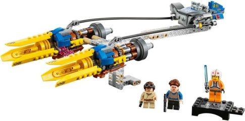 LEGO Star Wars - Anakin fogata 20. évfordulós kiadás (75258)