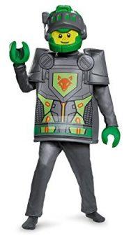 LEGO Nexo Knights Jelmez Aaron Áron 7-8 éves gyermekre