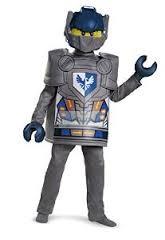 LEGO Nexo Knights Clay Jelmez 4-6 éves gyermekre