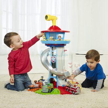 Spin Master Mancs őrjárat életnagyságú kilátó torony 75cm 6040102