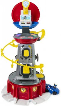 Spin Master Mancs Őrjárat Mighty Pups Életnagyságú kilátó torony 6053408