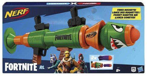 Hasbro Nerf: Fortnite Fire Rocket RL szivacslövő fegyver (E7511)