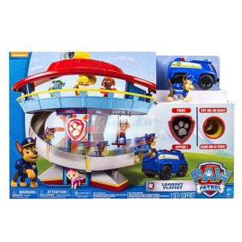 Spin Master Mancs őrjárat kilátó torony – Chase és járműve