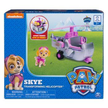 Spin Master Mancs őrjárat: Skye és helikoptere kinyitható