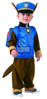 Mancs Őrjárat Chase Jelmez 3-4 éves gyermekre Paw Patrol