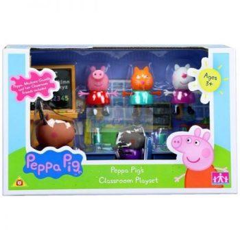 Peppa Malac osztályterem Peppa Pig