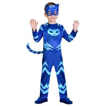 Pjmasks Catboy jelmez 5-6 éves gyermekre 116-os méret