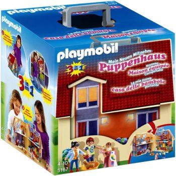 Playmobil Szállítható ház 5167