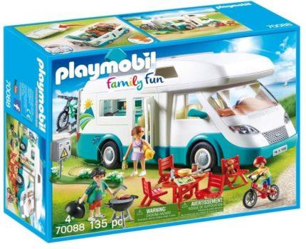 Playmobil Családi lakókóautó (70088)