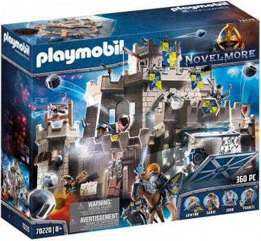 Playmobil Novelmore óriás vára (70220)