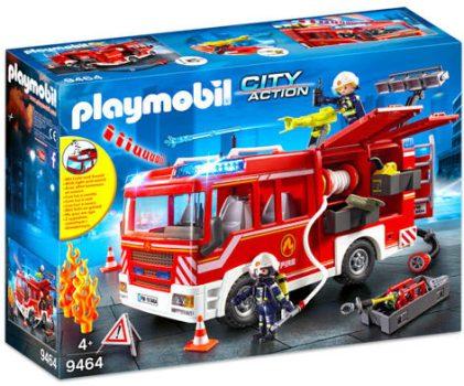 Playmobil Tűzoltóautó - Műszaki mentőjármű (9464)