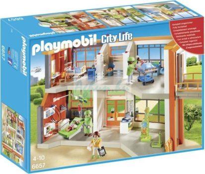 Playmobil City Life - Gyermekkórház 6657