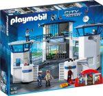 Playmobil Rendőrkapitányság börtönnel 6872 (6919)
