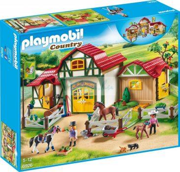Playmobil Country Lovagló Udvar 6926