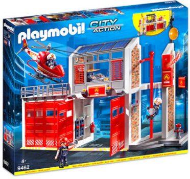 Playmobil Tűzoltóság helikopterrel (9462)