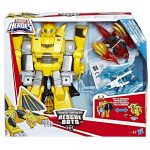 Transformers Playskool Heroes Rescue Bots Knight Watch Bumblebee