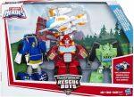 Transformers Playskool Heroes Rescue Bots nagy játékszett