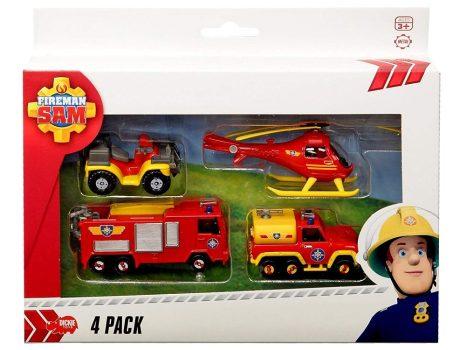 Simba Toys Sam, a tűzoltó mentőcsapat járművek