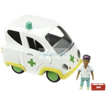 Sam a tűzoltó Mentő autó