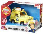 Sam a tűzoltó 4*4 hegyi mentő