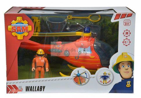 Sam a tűzoltó: Járművek - Wallaby Helikopter