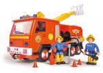 Simba Toys Sam, a tűzoltó - Jupiter 2.0