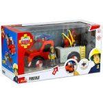 Simba Toys Sam, a tűzoltó - Phoenix állatmentő autó ló figurával
