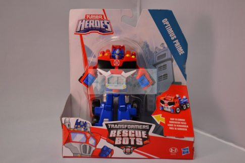 Playskool Mentőbot Optimus Prime