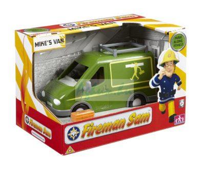 Sam a tűzoltó Mike teherautója